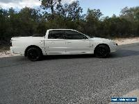 2006 vz crewman ute for Sale
