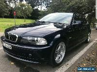 BMW 325ci E46 (2003) 2 door coupe - Automatic - Low Kms - Log books - Sunroof for Sale