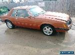 1980 Ford Mustang for Sale