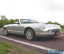 2005 Ford Thunderbird Convertible Premium (130A) for Sale