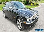 2005 Jaguar XJR Super V8 is Vanden Plas and XJR Blend Supercharged for Sale