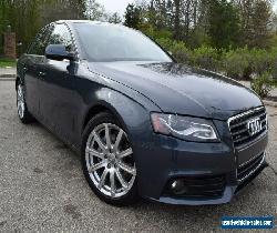 2011 Audi A4 QUATTRO PREMIUM PLUS-EDITION(6-SPEED MANUAL) for Sale