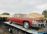 1979 cadillac  for Sale