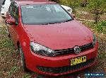 2011 vw golf - Auto - Low Kms for Sale