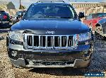 2012 JEEP GRAND CHEROKEE WK LIMITED HEMI 5.7L V8 78KMS DAMAGED REPAIRABLE for Sale