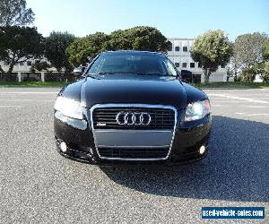 2008 Audi A4 Turbo S-Line Sport Package NAVI 1-Owner Low Miles!