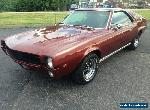 1968 AMC AMX for Sale