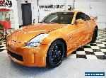 2004 Nissan 350Z NO RESERVE for Sale