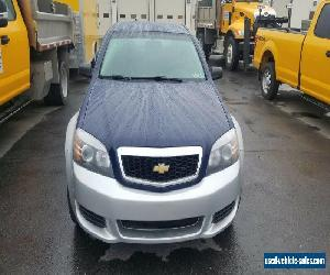 2012 Chevrolet Caprice for Sale