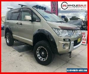 2007 Mitsubishi Delica D:5 CV5W Roadest Automatic A Van Wagon for Sale