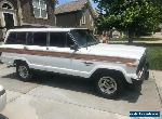 1979 Jeep Wagoneer for Sale