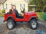 1977 Jeep CJ for Sale