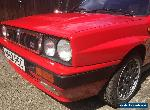 Lancia Delta Integrale genuine 8v kat, 16v shape, good value classic, 12m mot for Sale