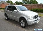 2004 Mercedes-Benz ML 350 for Sale