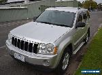 2006 Jeep Grand Cherokee Limited Navigator Diesel for Sale