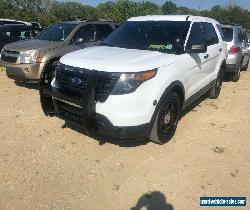 2014 Ford Explorer Interceptor for Sale