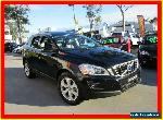 2009 Volvo XC60 DZ MY09 T6 Black Automatic A Wagon for Sale