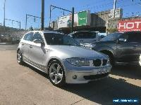 2007 BMW 120i E87 Silver Automatic 6sp A Hatchback for Sale