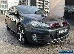 2010 Volkswagen Golf 1K MY10 GTi Automatic 6sp A Hatchback for Sale