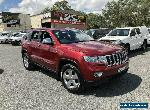 2012 Jeep Grand Cherokee WK Laredo Red Automatic 5sp A Wagon for Sale