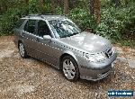 2002 SAAB 9-5 2.3 T VECTOR TURBO AUTO ESTATE GREY  for Sale