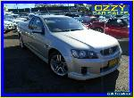 2008 Holden Commodore VE SV6 Silver Automatic 5sp A Utility for Sale