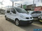 2013 Renault Trafic X83 Phase 3 Automatic A Van for Sale