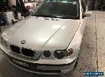 2001 BMW 316Ti for Sale