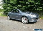 Peugeot 206cc hdi for Sale