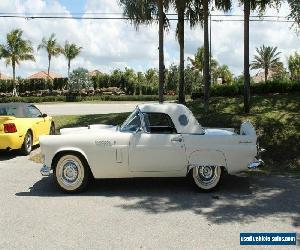 1956 Ford Thunderbird T-Bird Frame off Restored 312 Y-Block