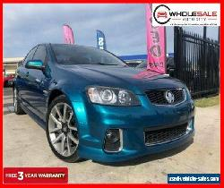 2012 Holden Commodore VE II SS V Blue Automatic A Sedan for Sale