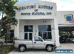 2007 GMC Sierra 1500 SL 1 Owner Clean CarFax Vinyl Seats A/C CD AUX for Sale