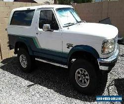 1994 Ford Bronco Roll a long and leo package for Sale