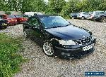 saab 9-3 convertible for Sale