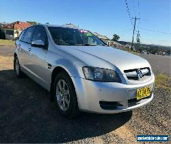 2009 Holden Commodore VE Omega Silver Automatic A Wagon for Sale
