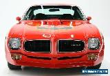 Pontiac: Trans Am for Sale