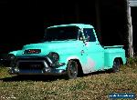 1956 GMC Pickup 6.0l turbo 350 camaro chev chevy chevrolet hotrod ratrod hot rod for Sale