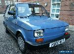 1990 Fiat 126 Bis 17,000 miles from new, beautiful condition for Sale