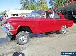 1962 Ford Fairlane Gasser for Sale