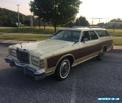 1977 Ford Country Squire LTD for Sale