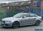 Audi A4 s line full leather fsh for Sale