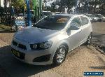 2015 Holden Barina TM CD Silver Automatic A Hatchback for Sale