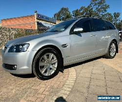 2009 Holden Calais VE V Silver Automatic A Wagon for Sale