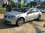 2010 Holden Calais VE II V Silver Automatic 6sp A Sedan for Sale