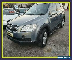 2010 Holden Captiva CG CX Grey Automatic A Wagon for Sale