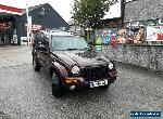2004 JEEP cherokee Limited CRD KJ model Spare/repairs for Sale