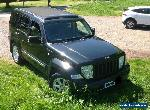 2008 58 JEEP CHEROKEE 2.8 LIMITED 5D AUTO 175 BHP DIESEL for Sale