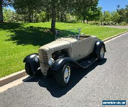 1930 Ford Model A Roadster for Sale