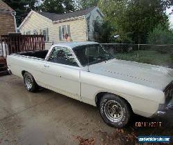 1968 Ford Ranchero for Sale