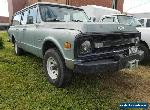 1970 Chevrolet Suburban for Sale